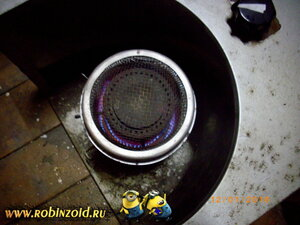 печка на солярке