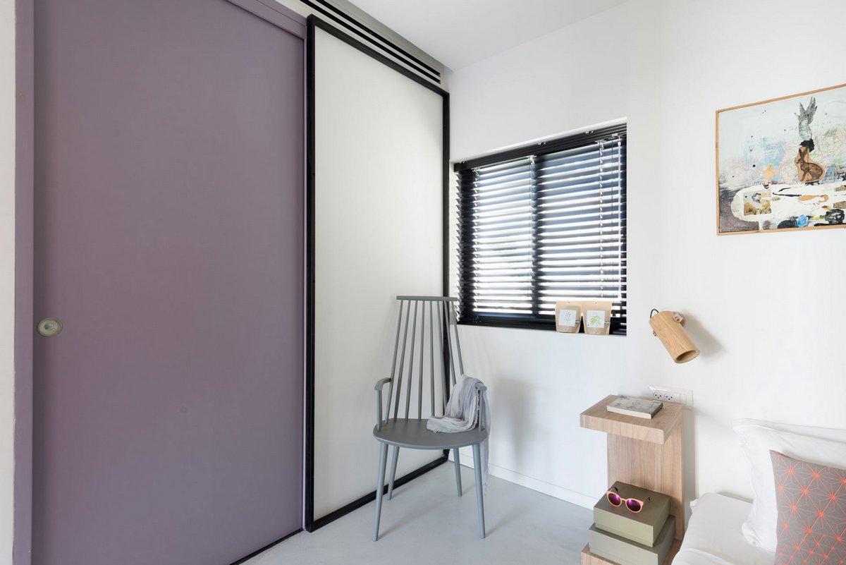 Яркие апартаменты в Тель-Авиве