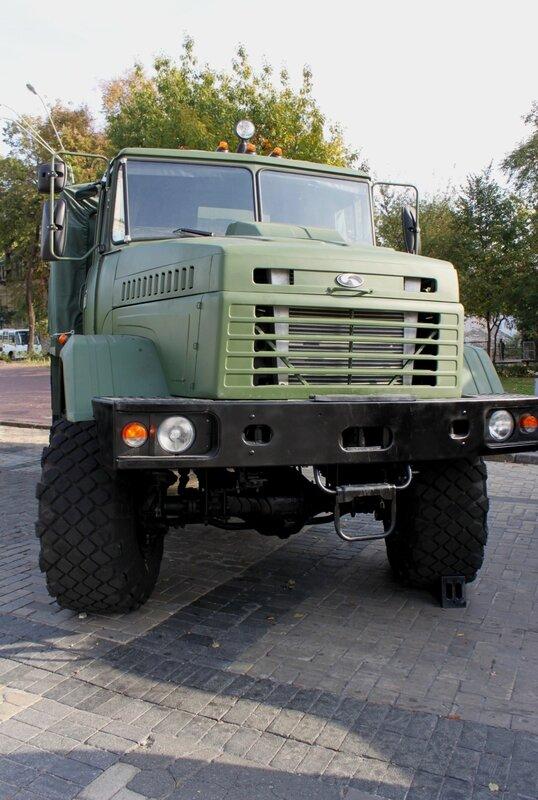 Грузовой автомобиль КРАЗ-5233ВЕ