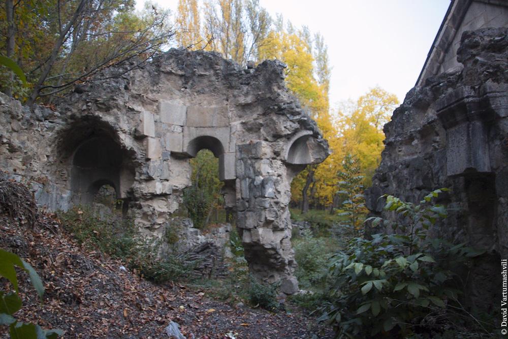 Турция, грузинский храм Хахули