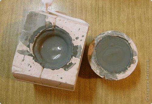 Мастер-класс Лепка: Глиняное литье. Глина. Фото 10