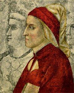 Данте Алигьери Dante-alighieri.jpg