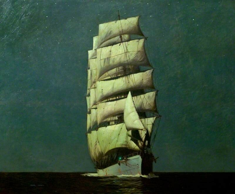 Moonlight Barque