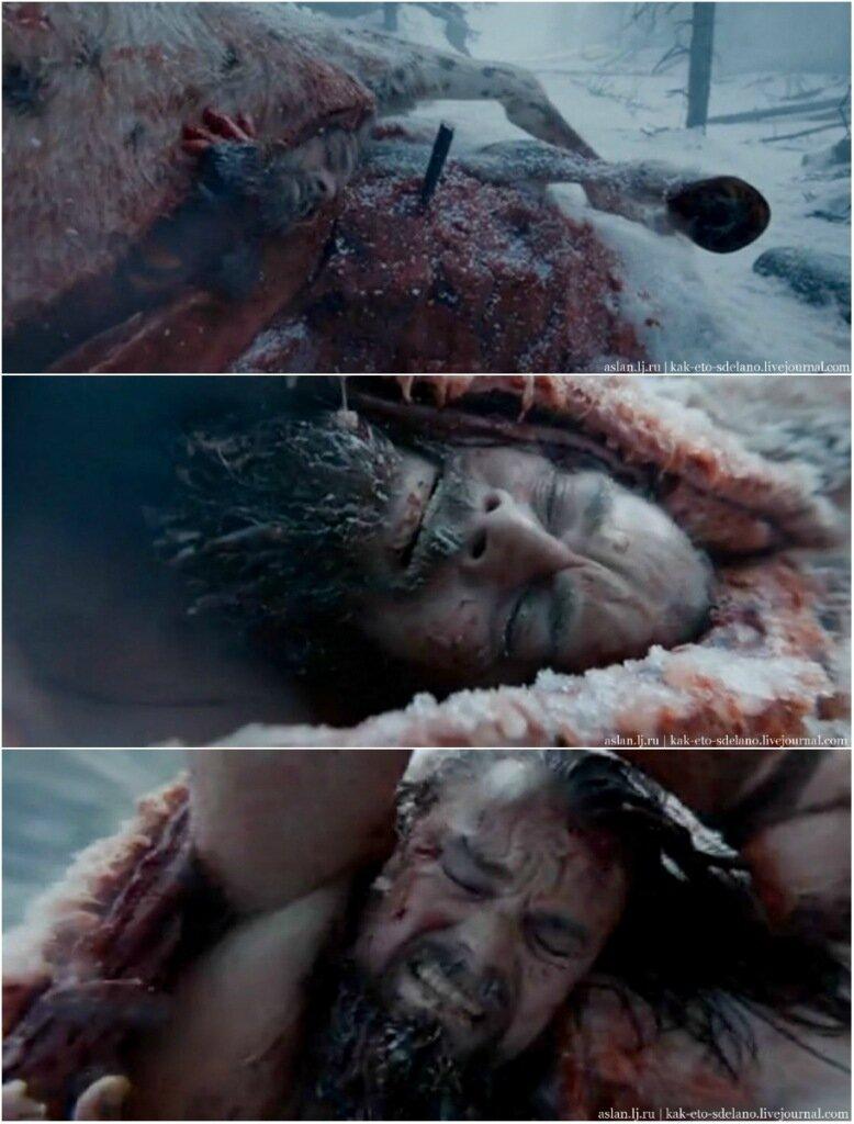 """Как снимали фильм """"Выживший"""""""