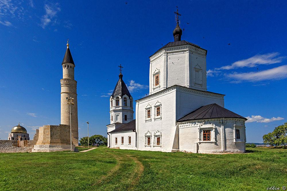 Татарстан,  Болгар, музей-заповедник Булгар