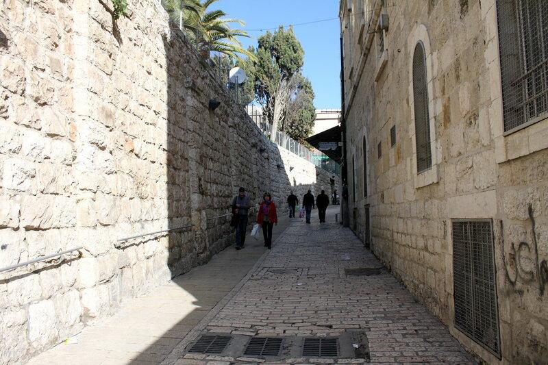 Восточный Иерусалим