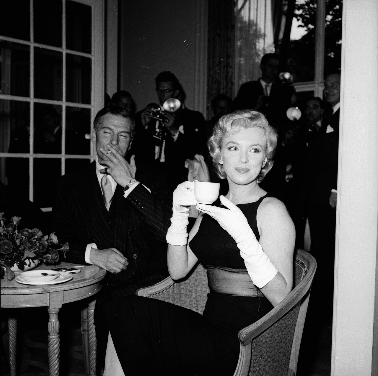 Monroe And Olivier