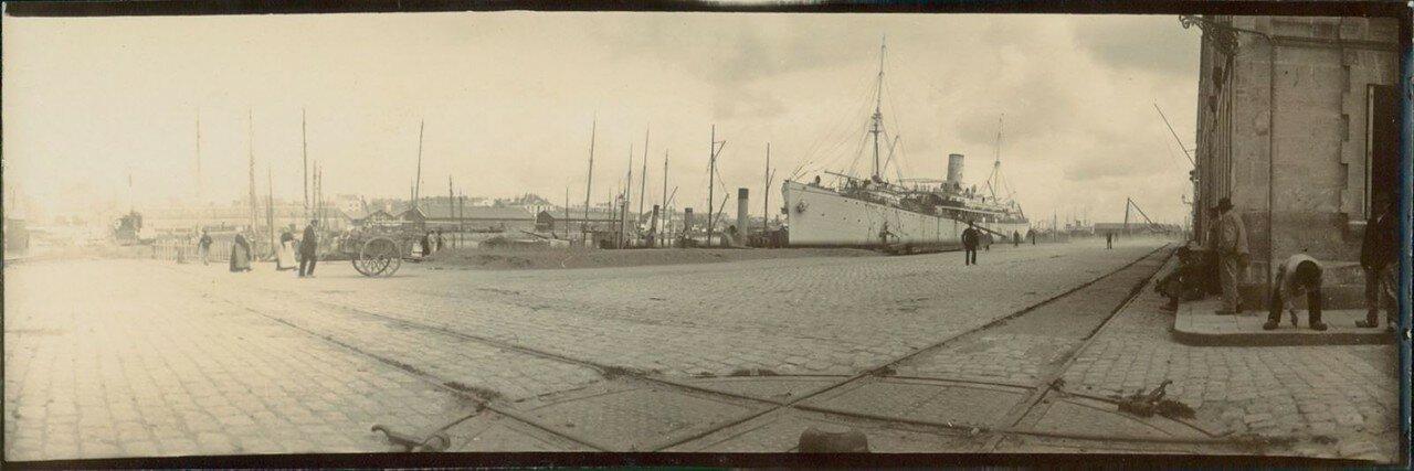 Сен-Назер. Порт