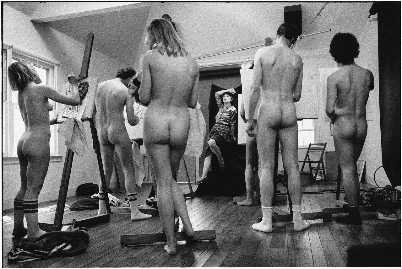 1983. Нью-Йорк, Ист-Хэмптон