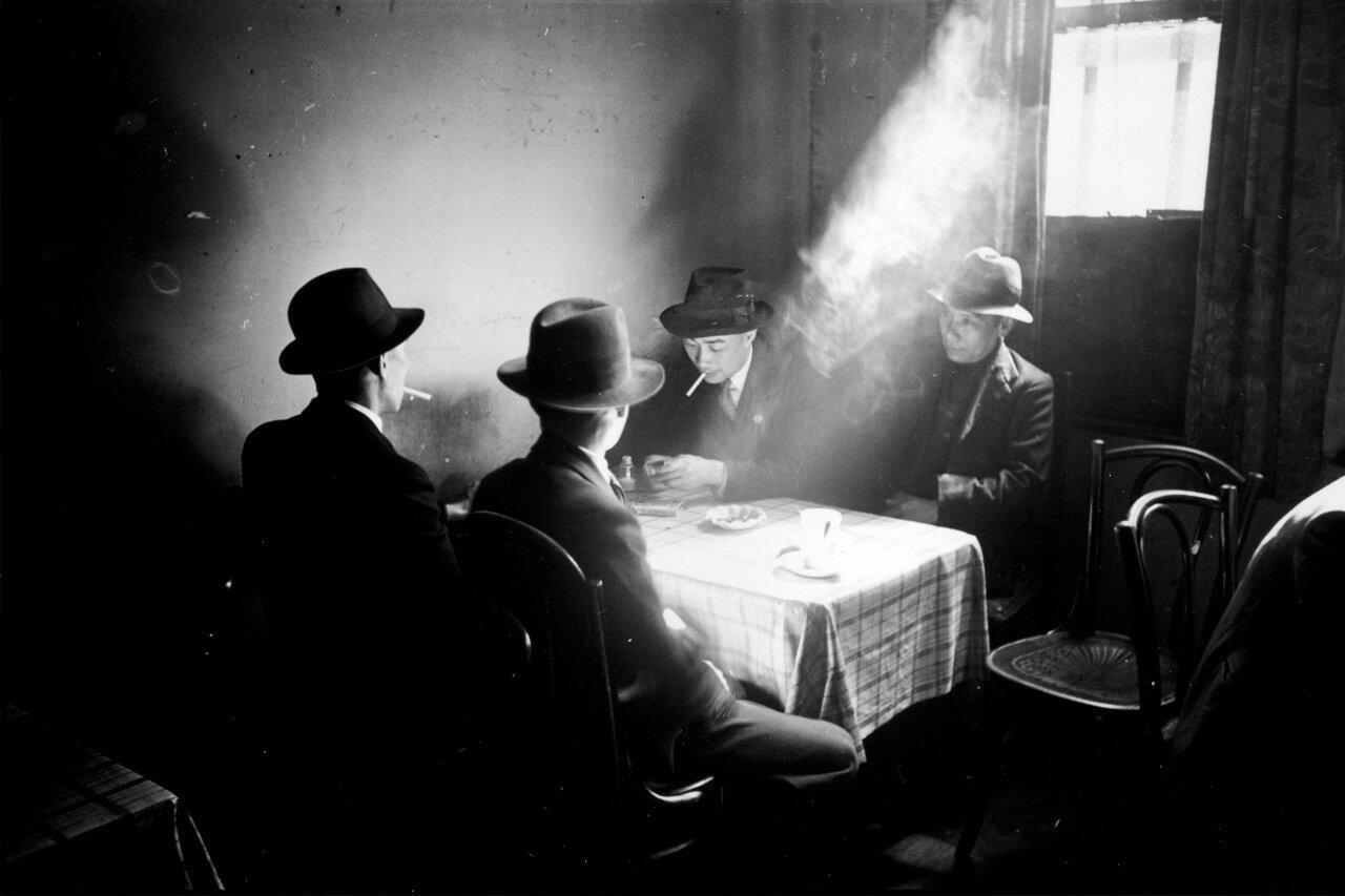 1942. Чайнатаун. Ливерпуль