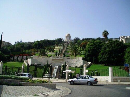Хайфа. Сказочные сады