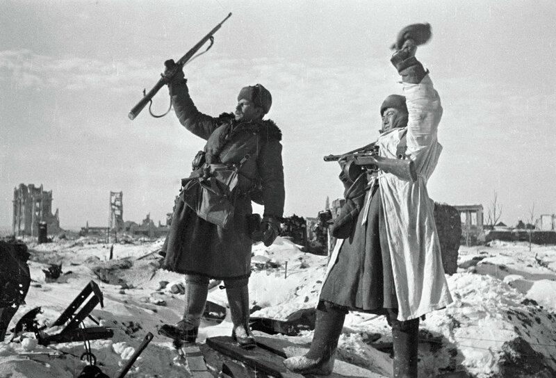 «Красная звезда», 11 февраля 1943 года, Сталинградская битва, сталинградская наука, битва за Сталинград
