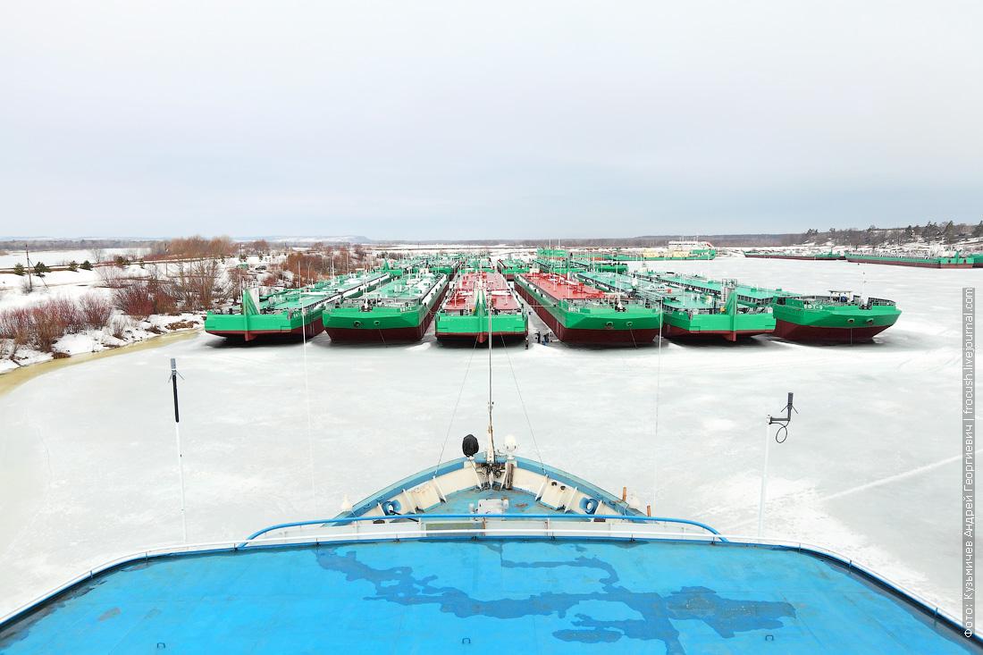 нефтеналивные приставки в затоне ППК