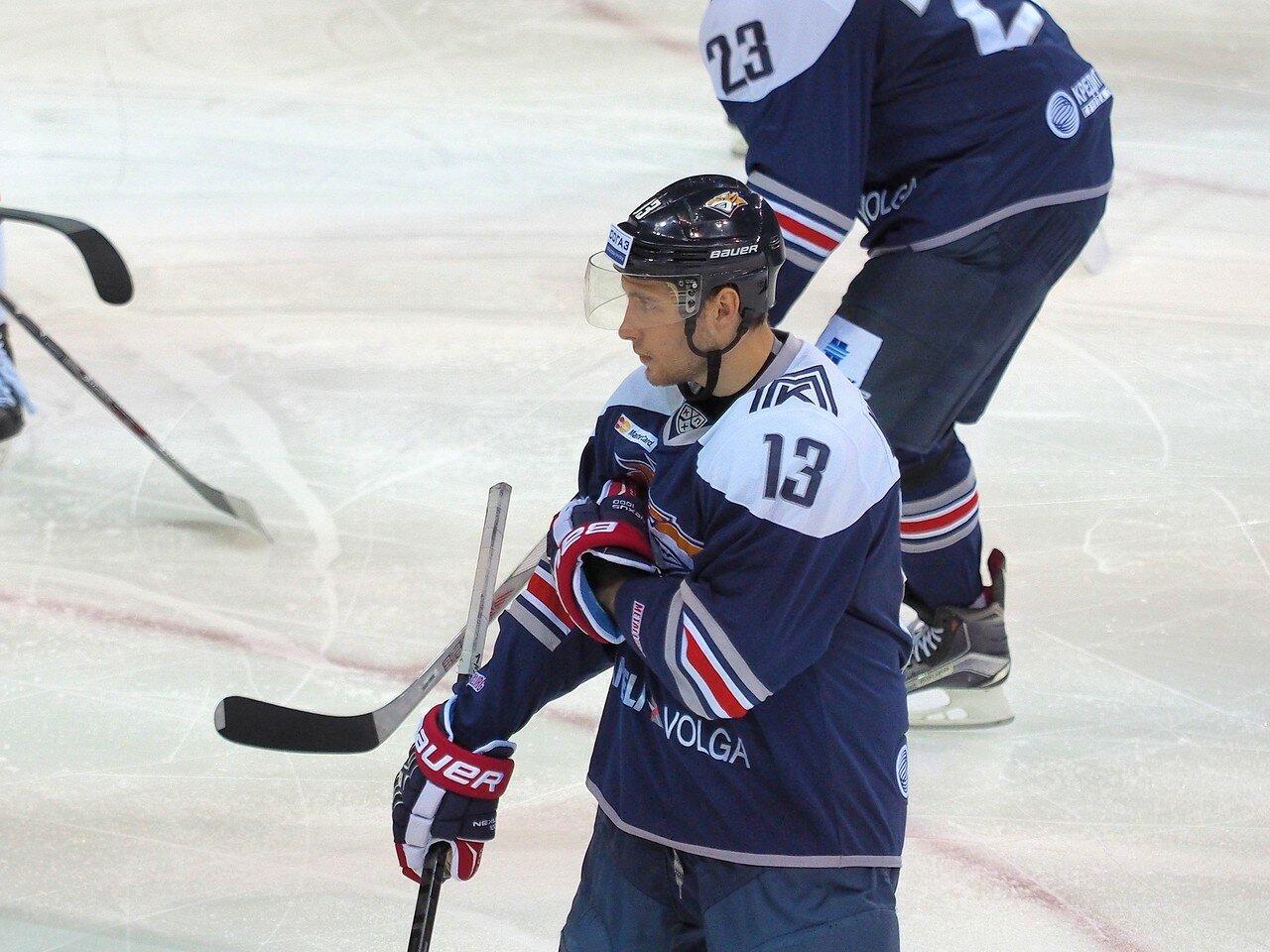 51Восток 1/4 плей-офф Металлург - Автомобилист 01.03.2016