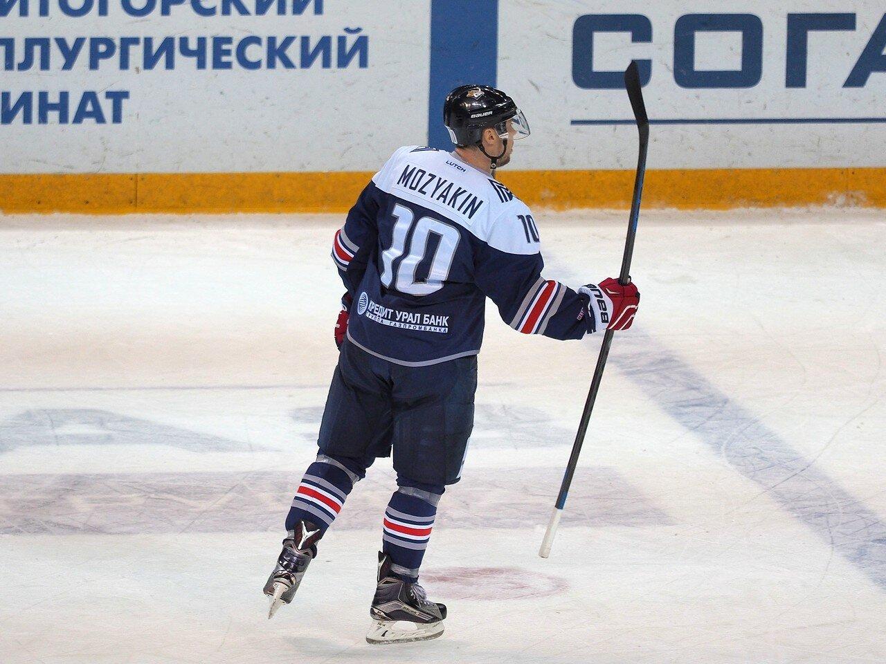 119Восток 1/4 плей-офф Металлург - Автомобилист 01.03.2016