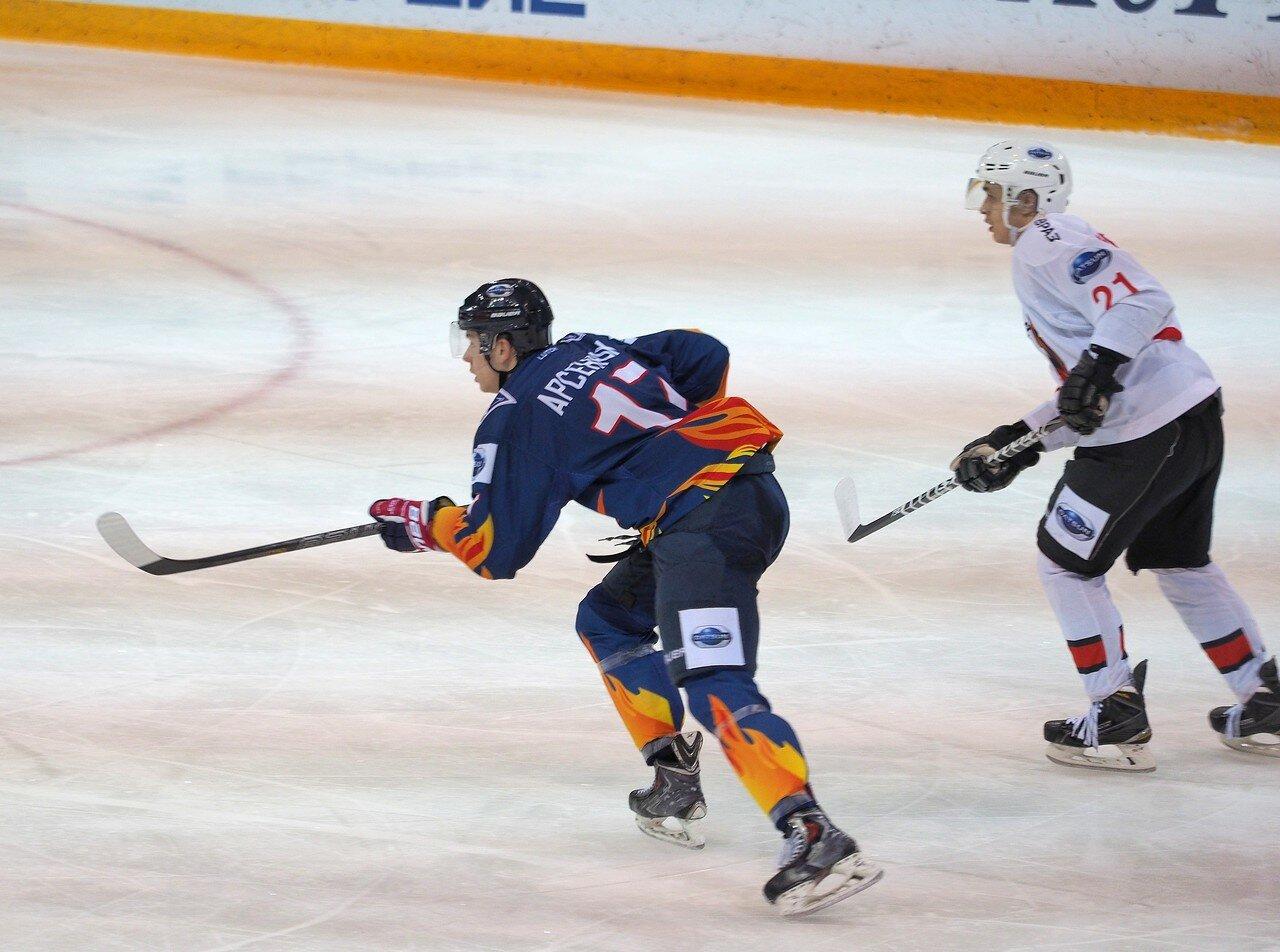 281/8 Плей-офф 2016 МХЛ Стальные Лисы - Кузнецкие Медведи 09.03.2016