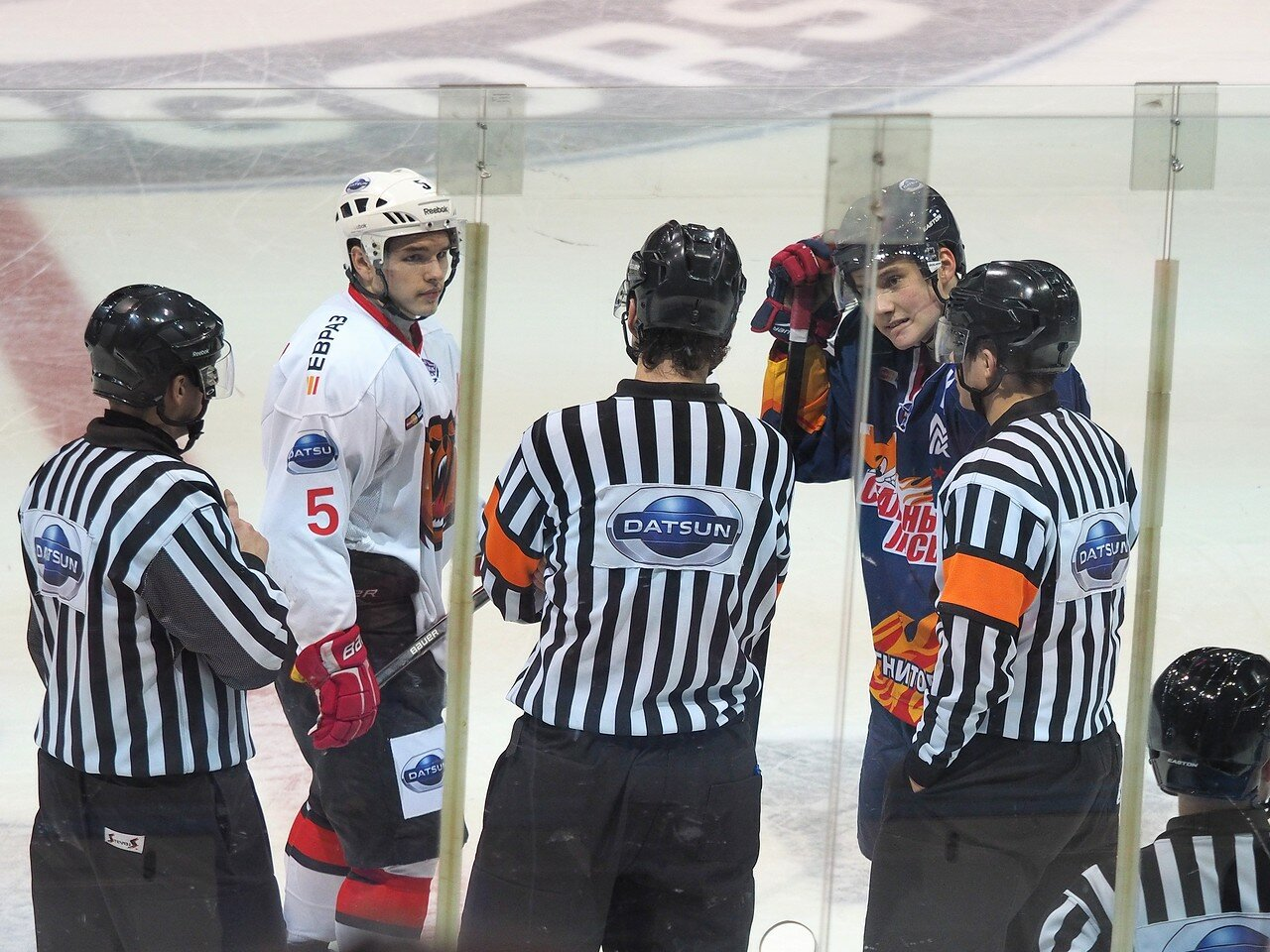561/8 Плей-офф 2016 МХЛ Стальные Лисы - Кузнецкие Медведи 09.03.2016