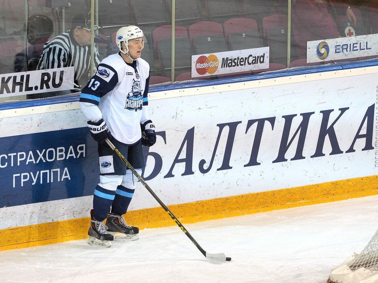 8Плей-офф МХЛ 2016 1/4 Стальные Лисы - Сибирские Снайперы 21.03.2016