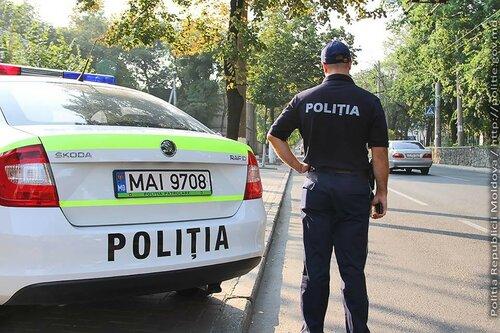 Молдавская полиция столкнулась с дефицитом проф кадров