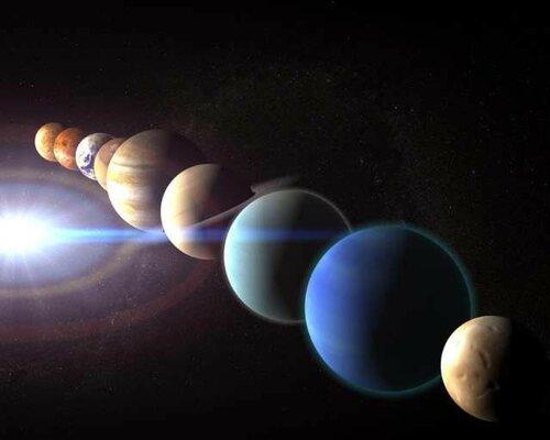 Жители Земли смогут наблюдать редкое астрономическое явление