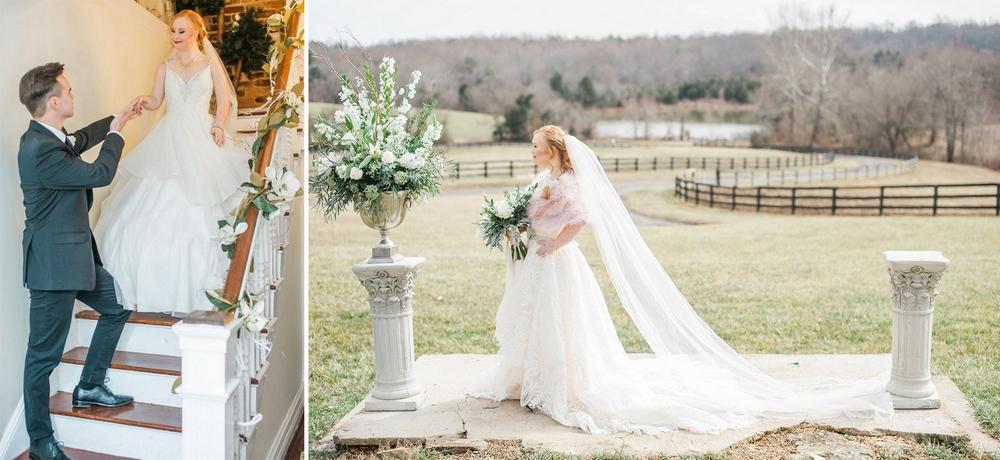 Модель с синдромом Дауна снялась в романтической свадебной фотосессии