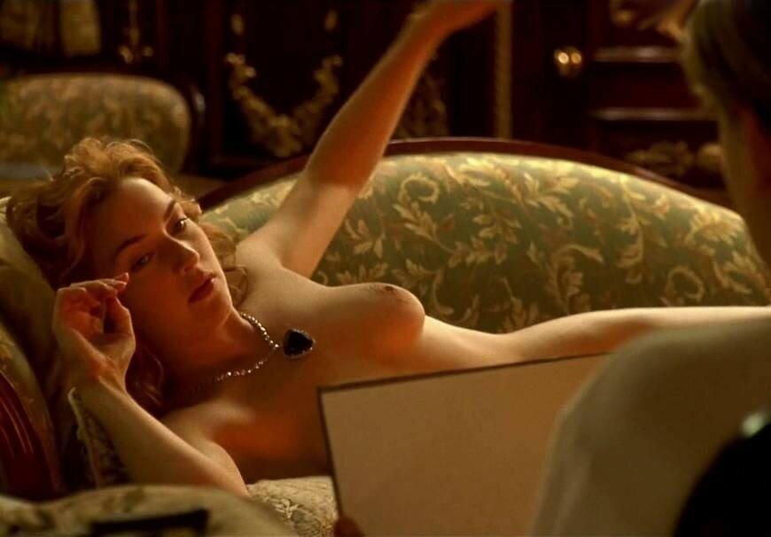 Titanic nude pussy mrs