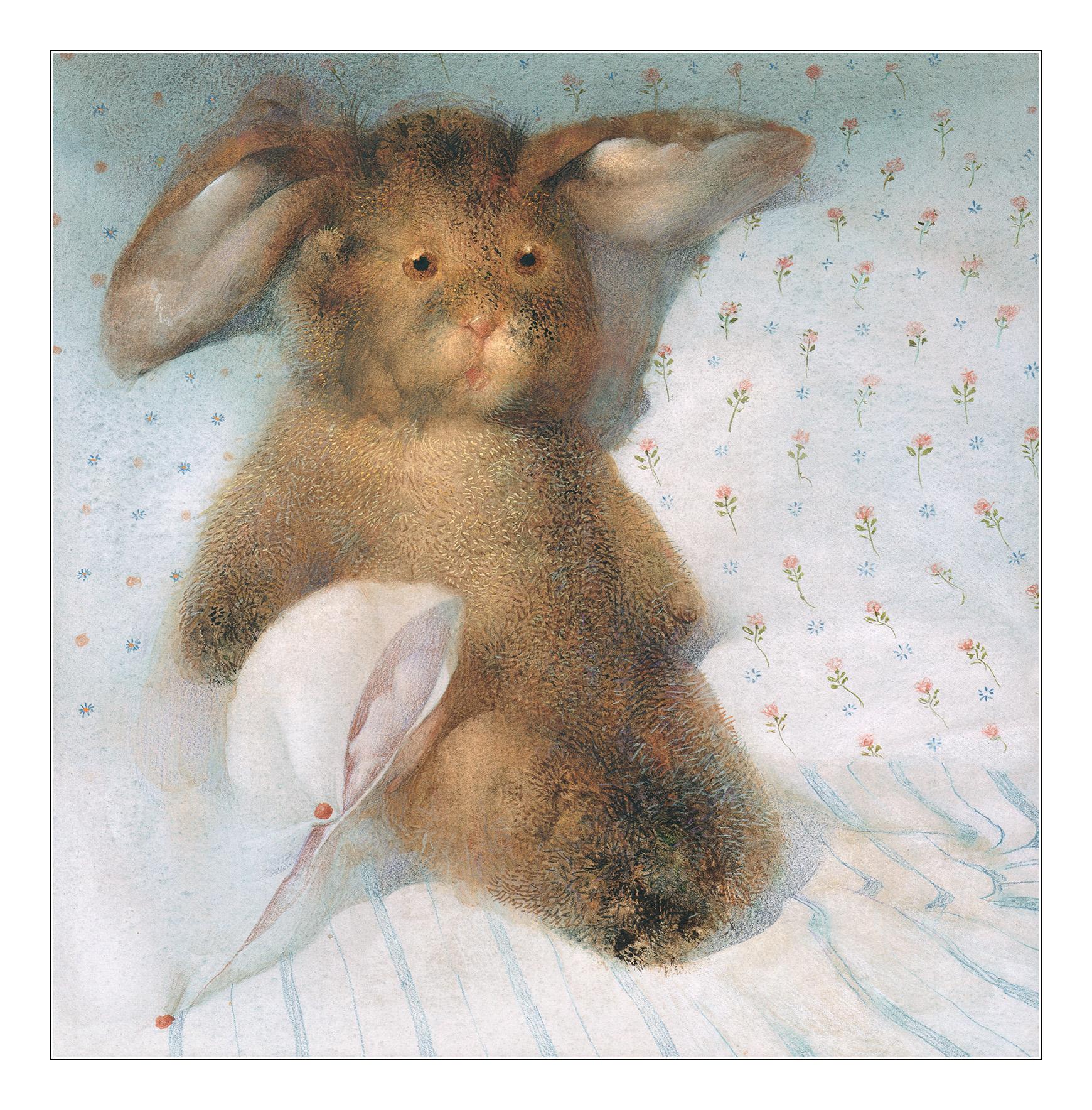 Геннадий Спирин, Плюшевый заяц