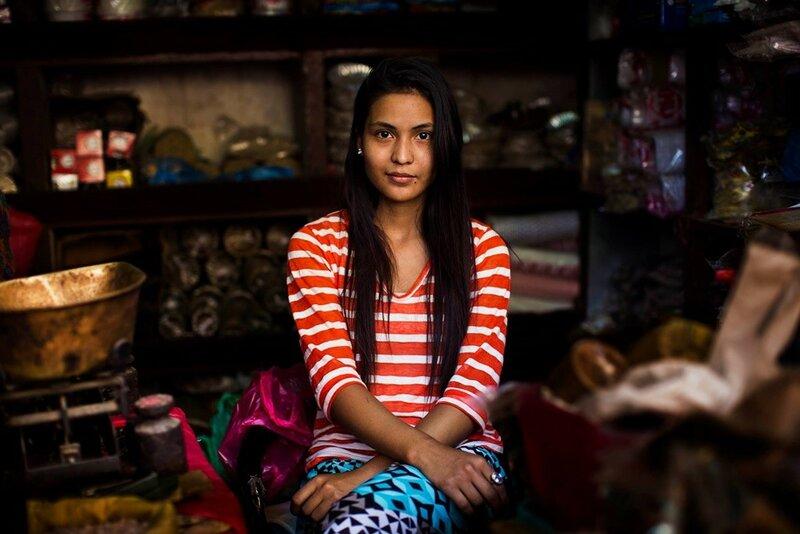 Михаэла Норок, «Атлас красоты»: 155 фотографий красивых женщин из 37 стран мира 0 1c628f 65e2a893 XL