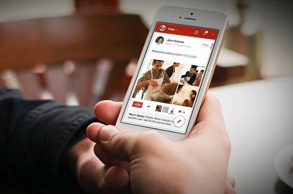 Google+ для Android