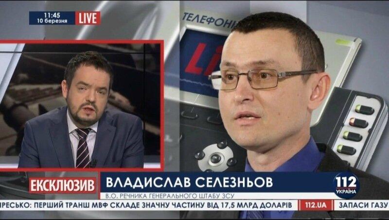 Селезньову важко дається українська мова?