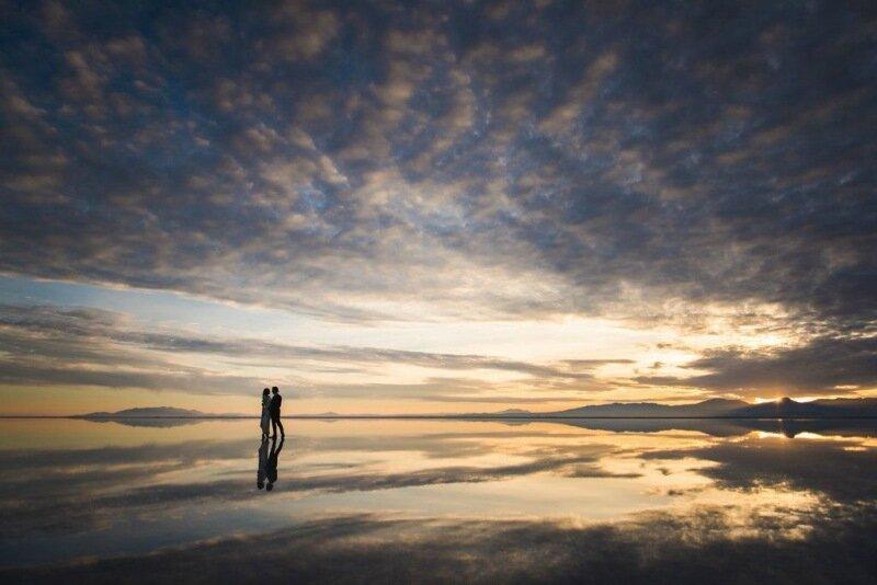 Молодожёны, гуляющие по воде. Красивая свадебная фотосессия 0 1cd5cd f39f0a37 XL