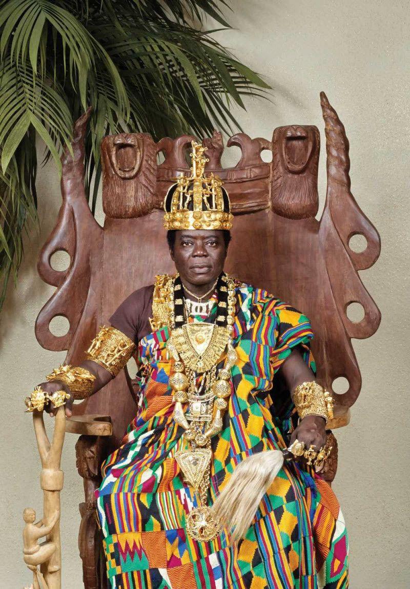 При этом он не живет ни в Гане, ни в Того. Его дом находится в немецком Людвигсхафене, где он работа
