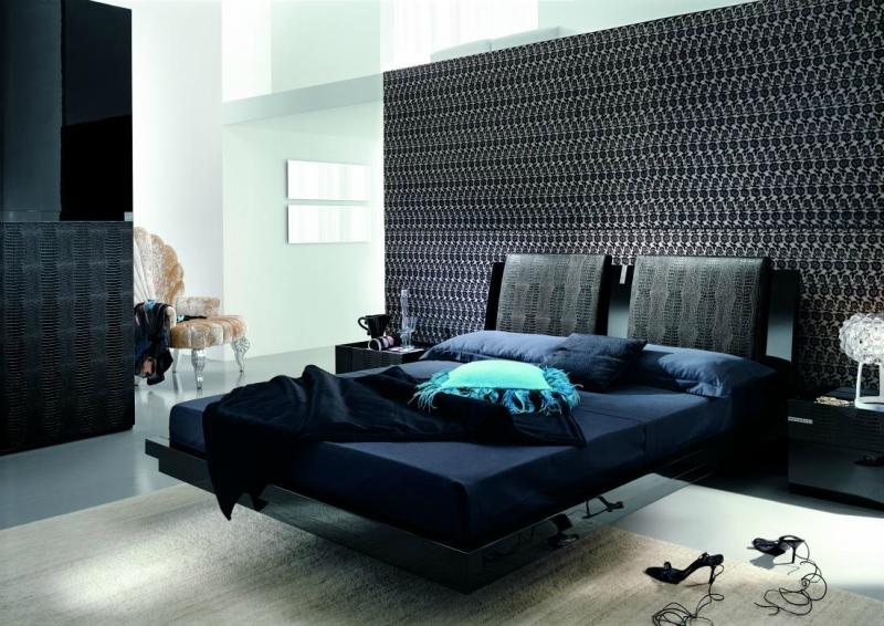 Черный цвет в дизайне интерьера фото 5