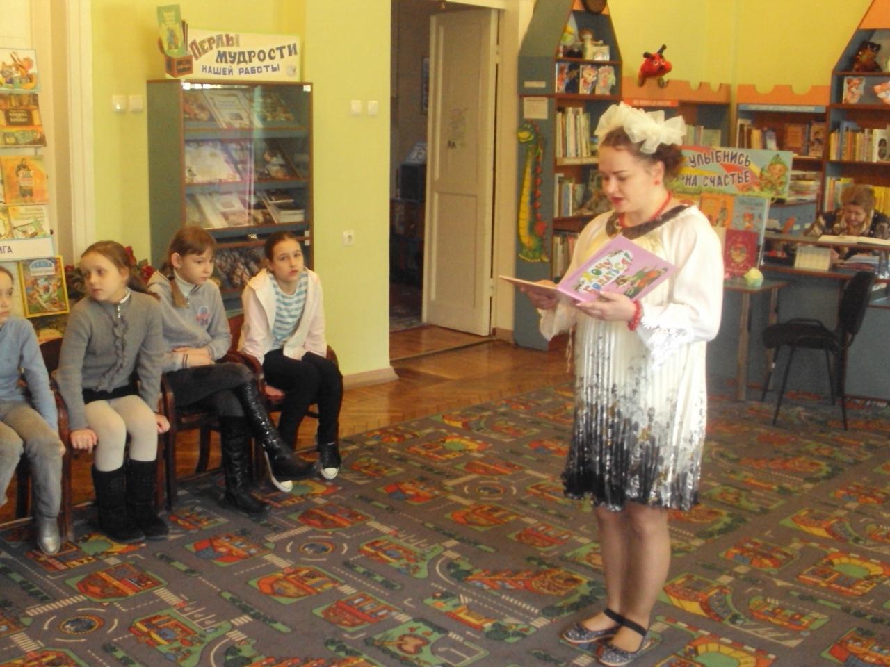 год чтения, неделя детского чтения, день рождения михалкова, донецкая республиканская библиотека для детей