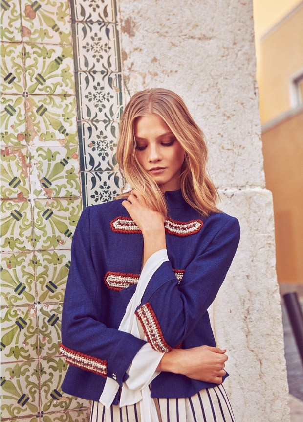 Anna Selezneva for Beymen Club Spring Summer 2016