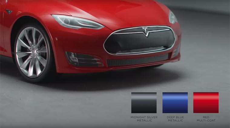 You can buy a Tesla Model S for your kids