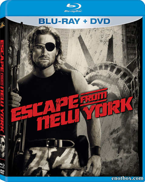 Побег из Нью-Йорка / Escape from New York (1981/BDRip/HDRip)