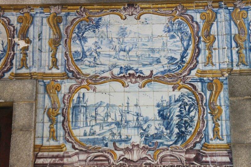 Порту – азулежу (Porto - azulejo)