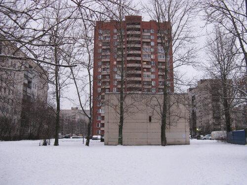 Купчинская ул. 12