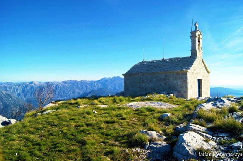 Церковь Св. Илии в Убли