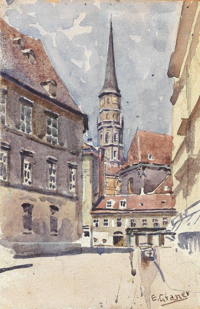 Ernst Graner (Werdau, Sachsen 1865-1943 Wien)
