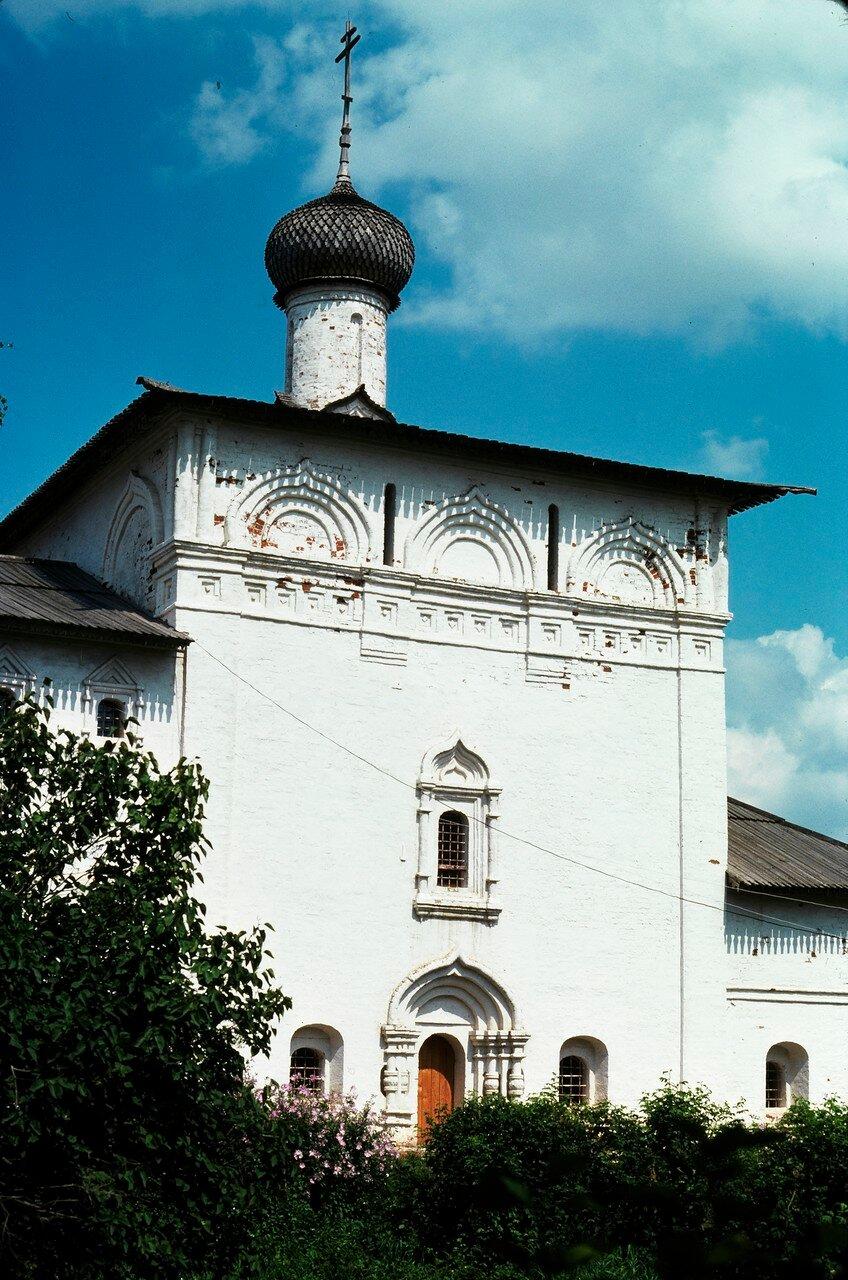 Суздаль. Никольская церковь в Спасо-Евфимиевском монастыре