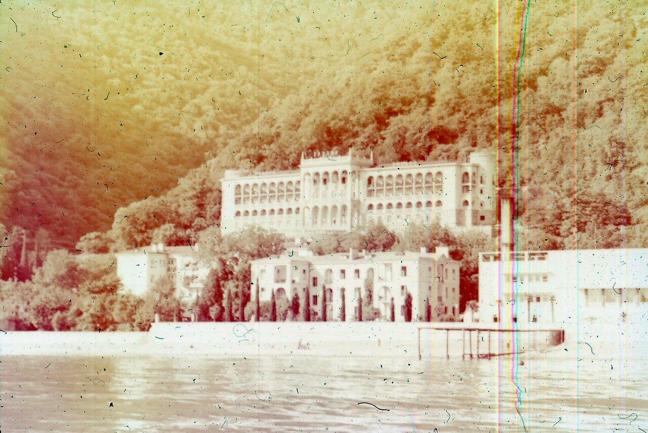 Абхазия. Гагры. Санаторий