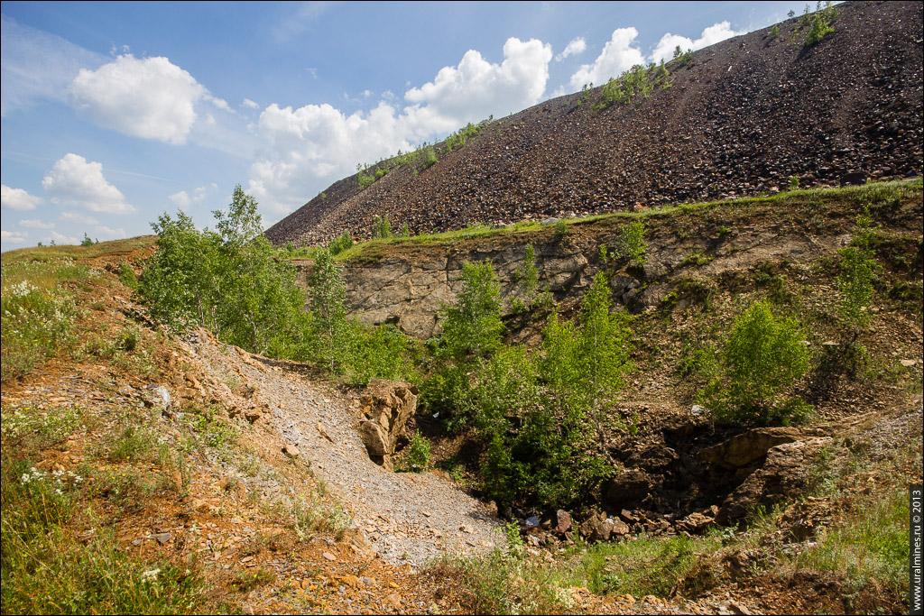 Объединенный рудник Старый Бакал, Бакальчик, шахта им. Ленина