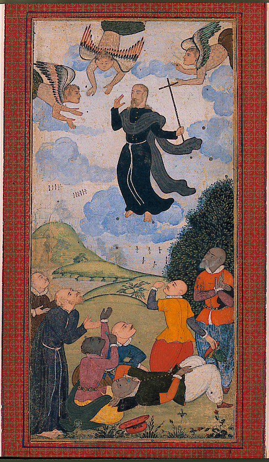 The_ascension_of_Jesus_in_the_guise_of_a_priest,_Dastan-i_Masih,_1602-05__San_Diego_Museum_of_Art.jpg