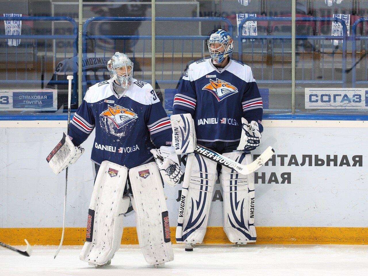 41Плей-офф 2016 Восток Финал Металлург - Салават Юлаев 23.03.2016