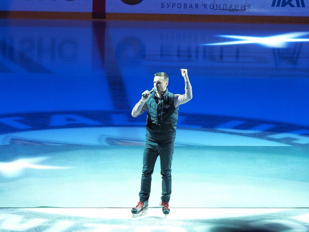53Плей-офф 2016 Восток Финал Металлург - Салават Юлаев 23.03.2016