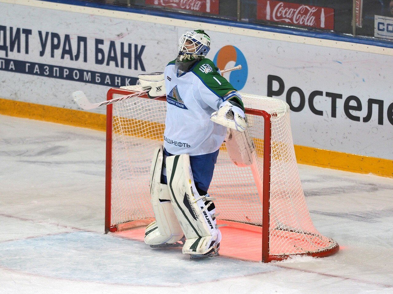 109Плей-офф 2016 Восток Финал Металлург - Салават Юлаев 23.03.2016