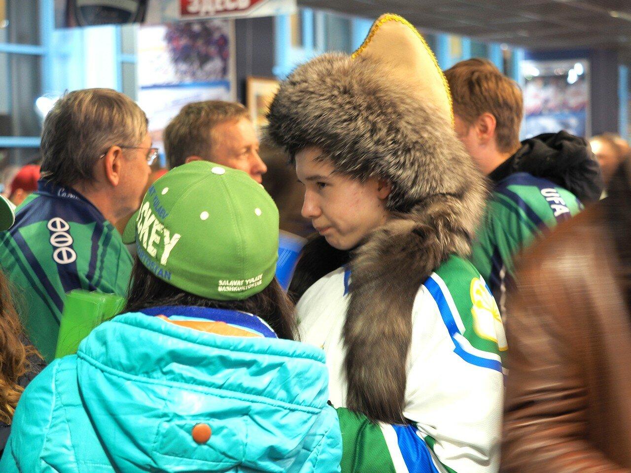 111Плей-офф 2016 Восток Финал Металлург - Салават Юлаев 23.03.2016
