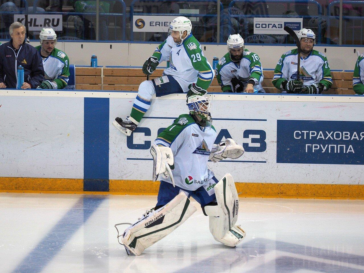 113Плей-офф 2016 Восток Финал Металлург - Салават Юлаев 23.03.2016